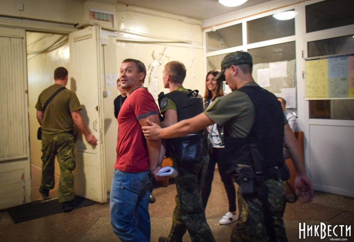 Мариупольский суд отправил Титова вСИЗО: онобъявил голодовку