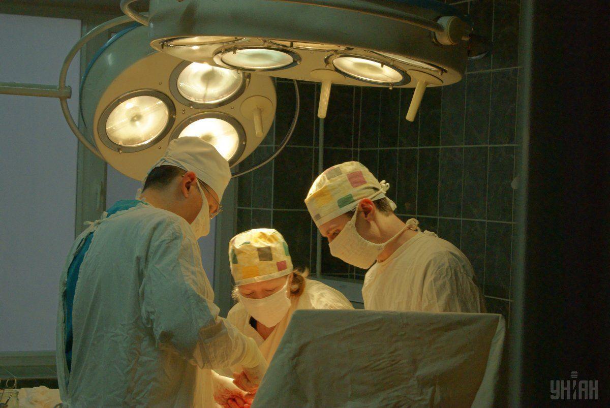 В Украине со следующего года операции по трансплантации органов станут незаконными / фото УНИАН