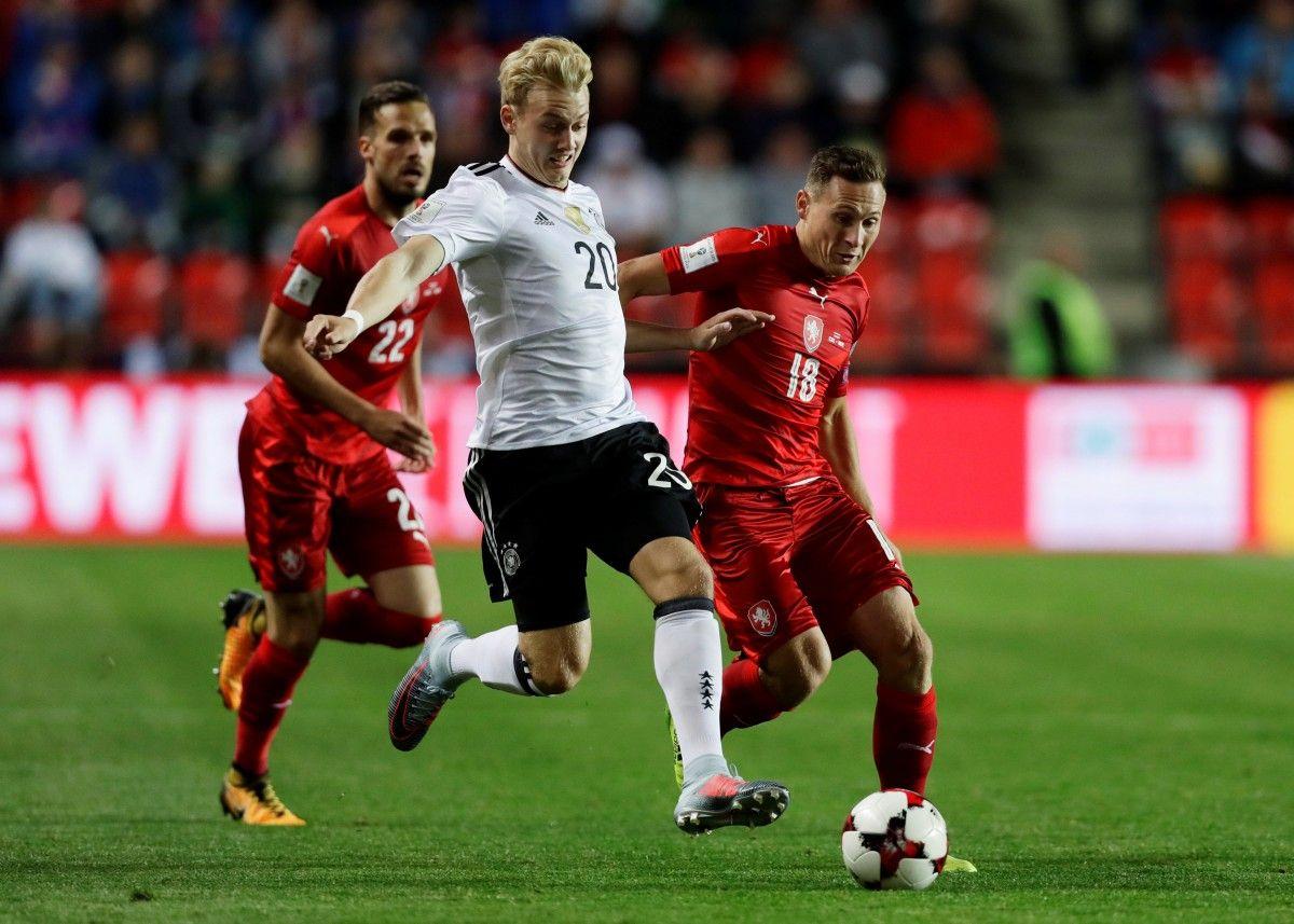 Збірна Німеччини обіграла Чехію в центральному матчі дня відбору ЧС-2018 (результати всіх ігор)