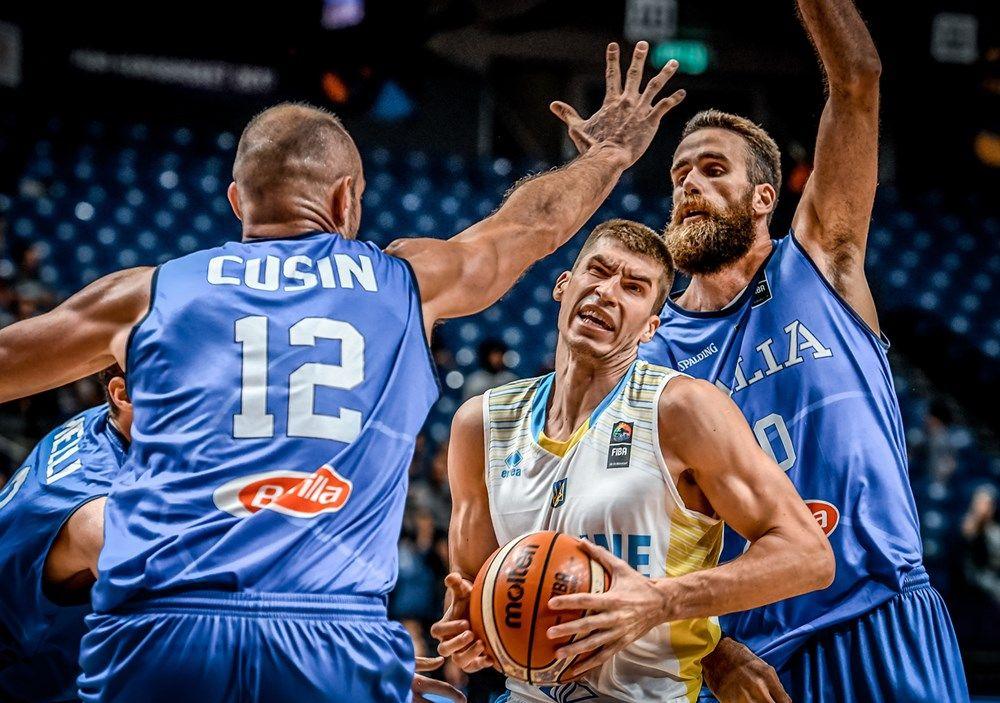 Евробаскет-2017. Украина— Италия: лучшие моменты