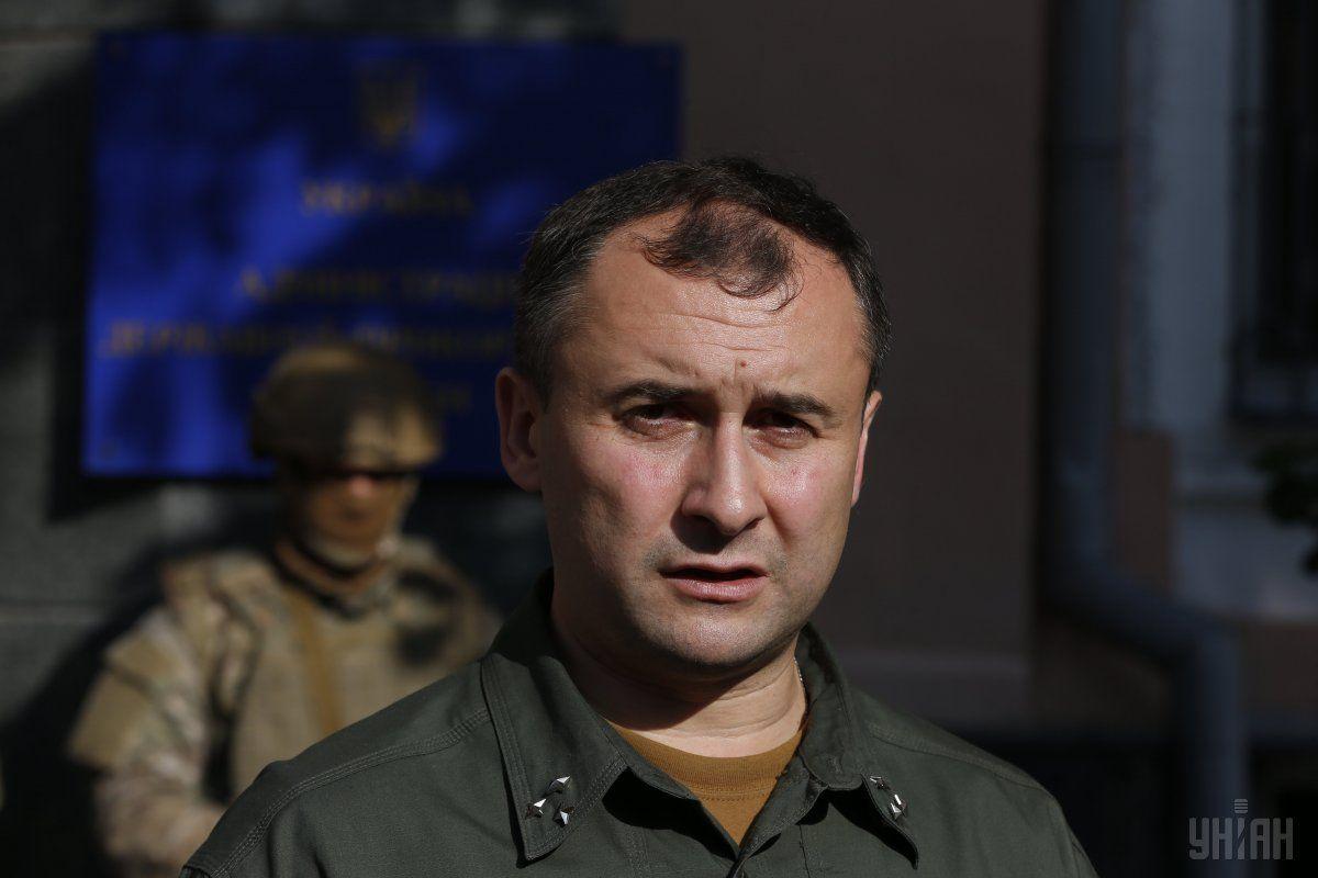 Слободян подтвердил, что на борту задержанного баркаса находились пятеро рыбаков / фото УНИАН