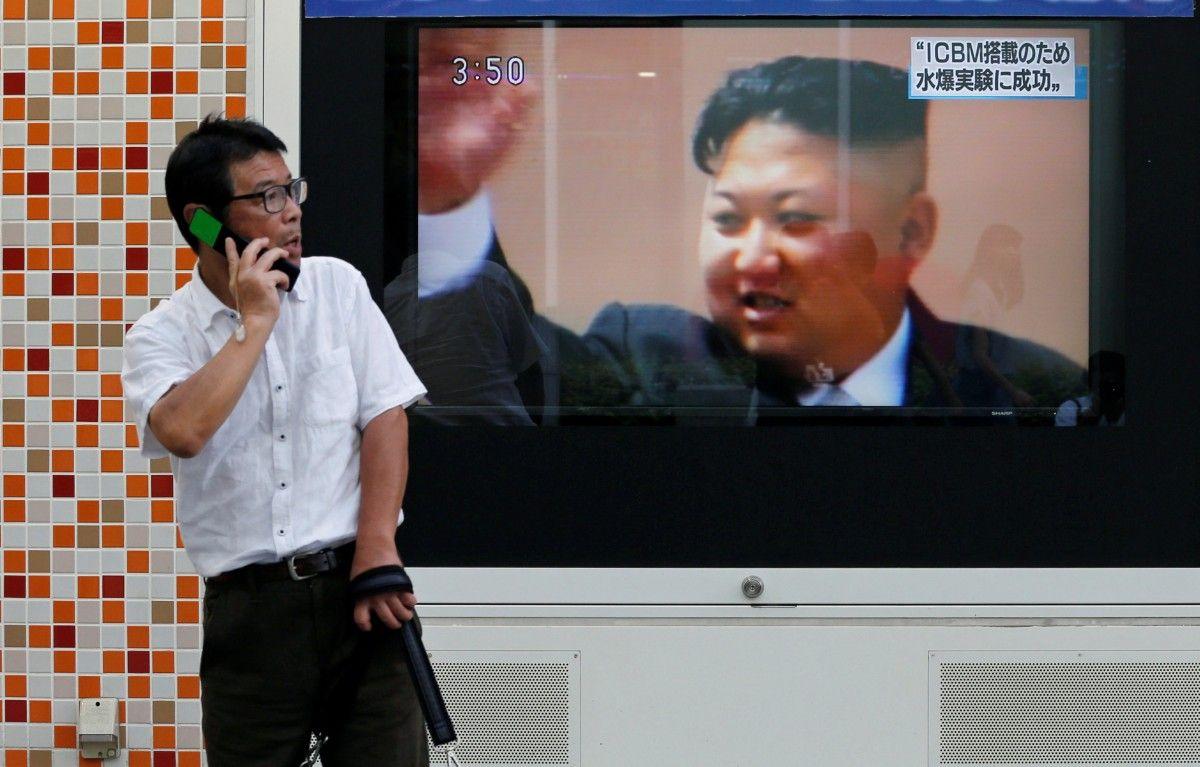 Кім Чен Инпогрожує провести випробування «найпотужнішої» водневої бомби