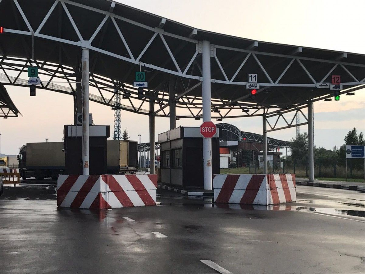Украинцы смогут пересекать границу пешком или своим транспортом / фото dpsu.gov.ua