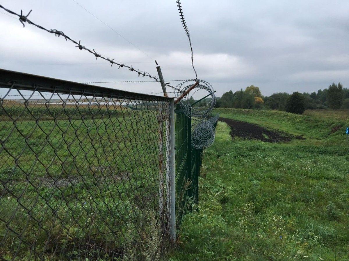 Прилегающие к границе с Румынией и Словакией участки также попали в частные руки / фото dpsu.gov.ua