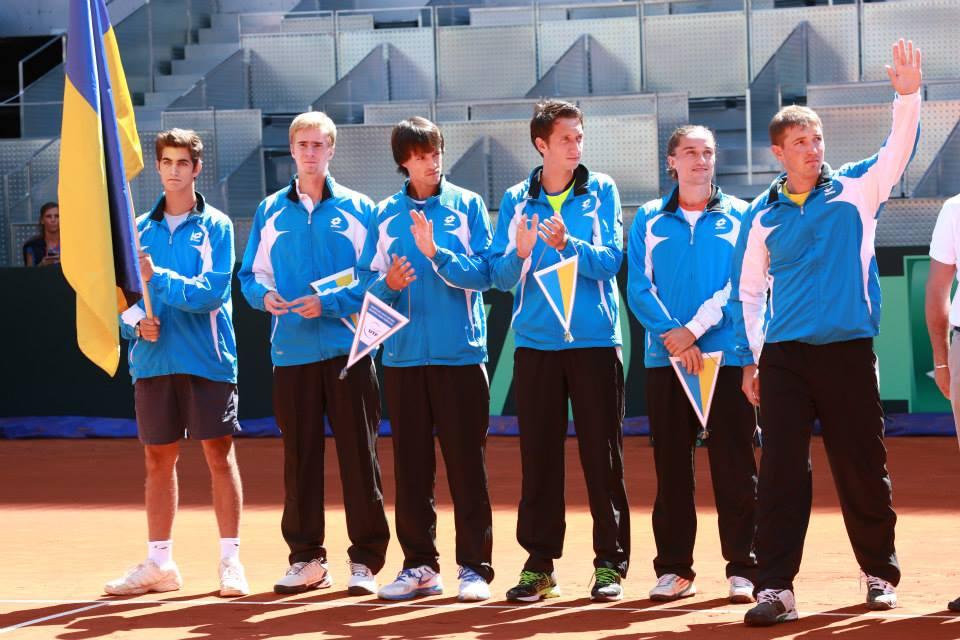 Сборная Украины по теннису впервые за четыре года сыграет сильнейшим составом / prosport.tsn.ua