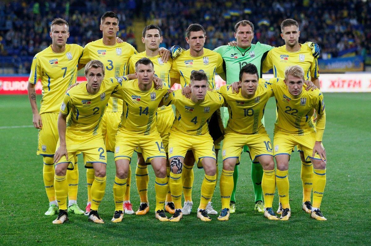 Збірна України зіграє з Туреччиною 20 листопада / Reuters