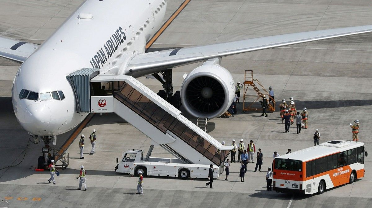 Japan Airlines / ілюстрація / REUTERS