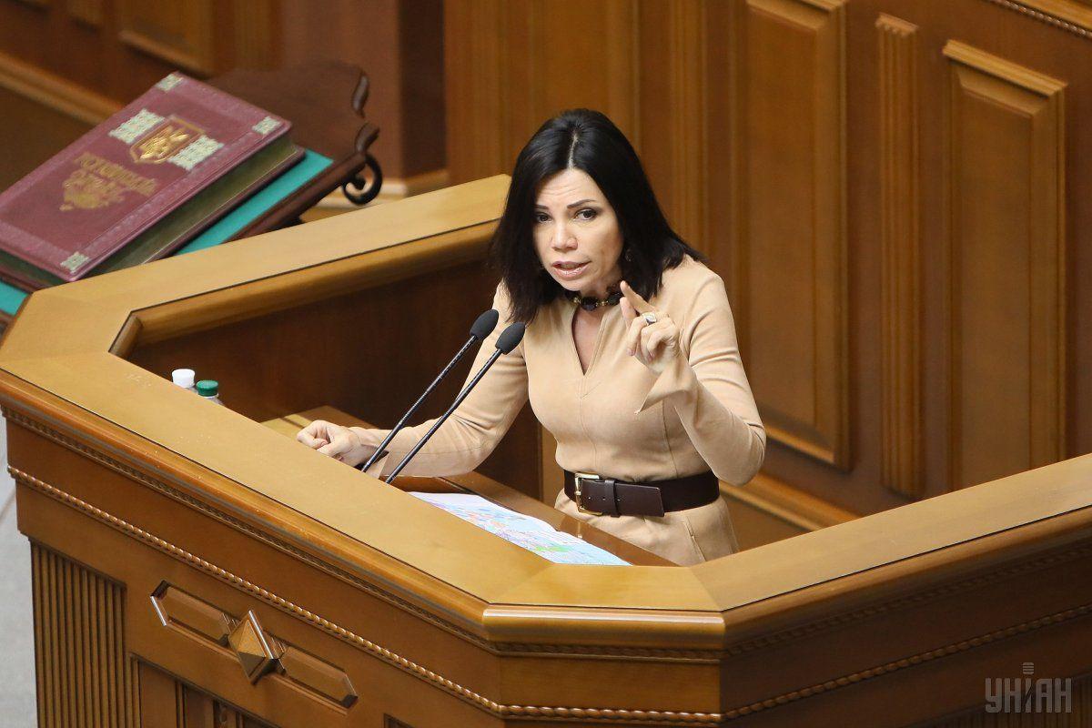 Сюмар: Необхідно змінити положення про акредитацію представників ЗМІ в парламенті / Фото УНІАН