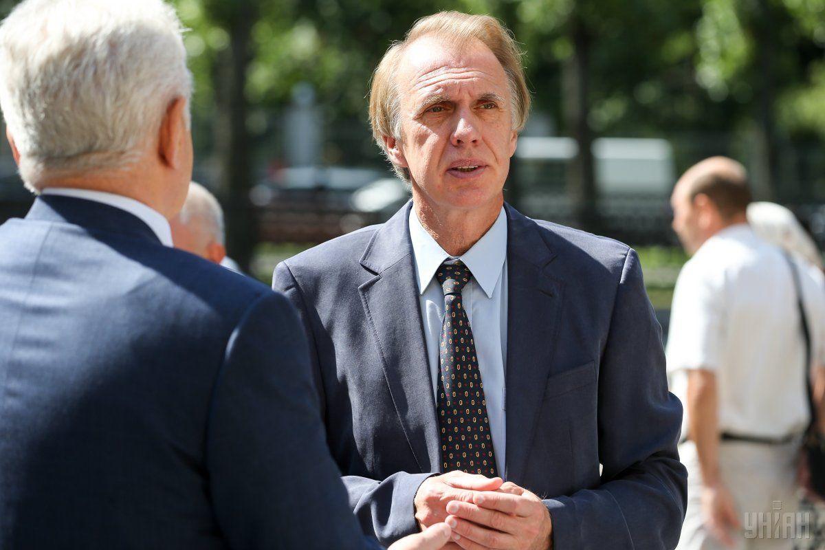 Огризко дав пораду керівництву країни щодо перемовин з РФ / фото УНІАН