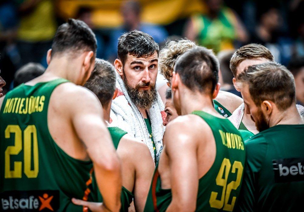 Сборная Литвы крупно обыграла команду Украины / fiba.basketball