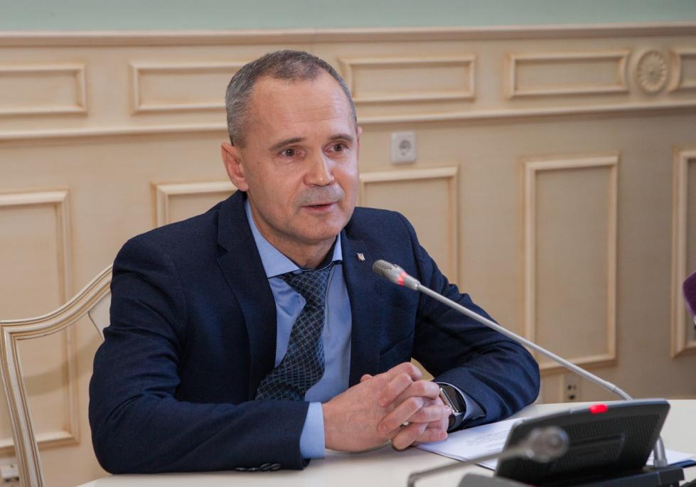 Пліс розповів про чиновника Київради, впійманого на хабарі / фото КМДА