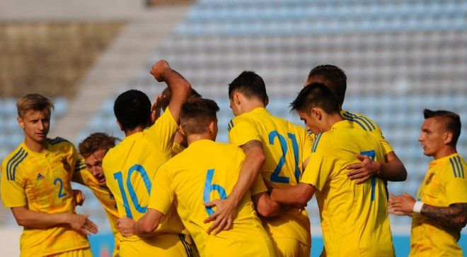 Молодіжна збірна України здобула розгромну перемогу у відборі на Євро-2019 (U-21)