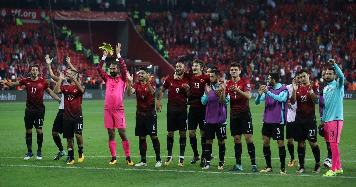 Турки одержали первую победу при Луческу / Reuters