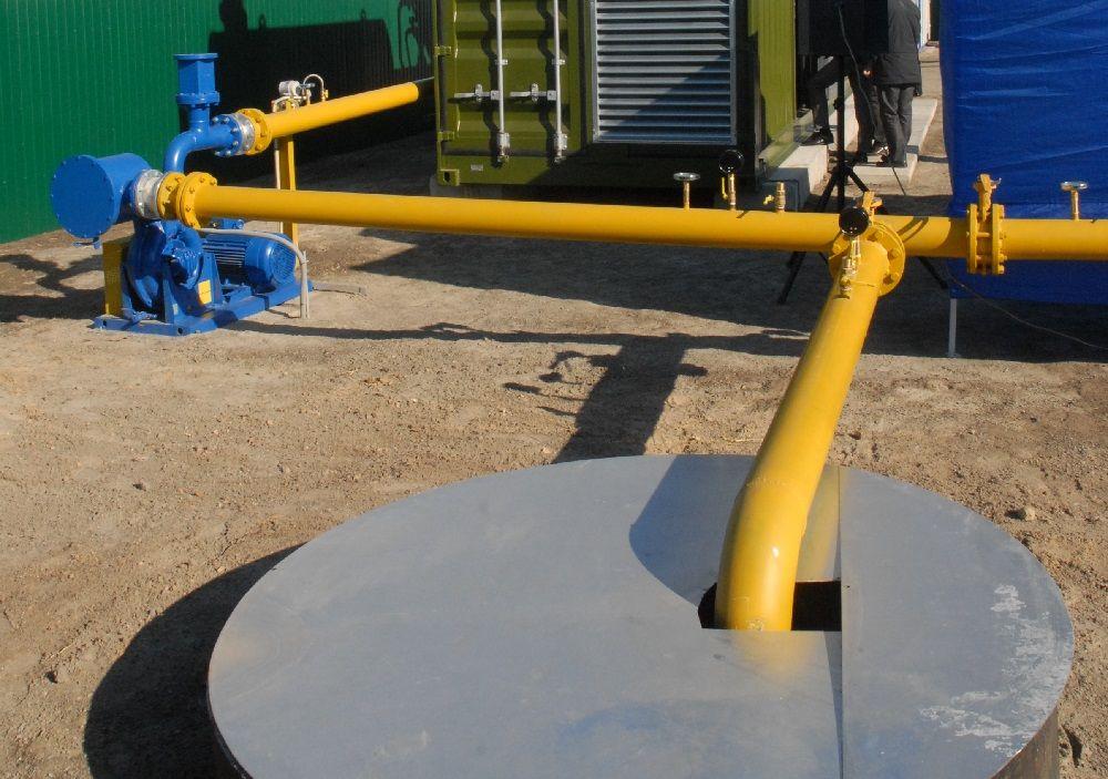 Планується щороку видобувати до 4 мільйонів кубометрів газу / Фото mkrada.gov.ua