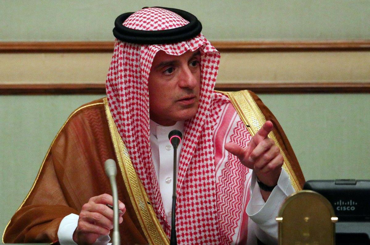 Адель аль-Джубейр / REUTERS
