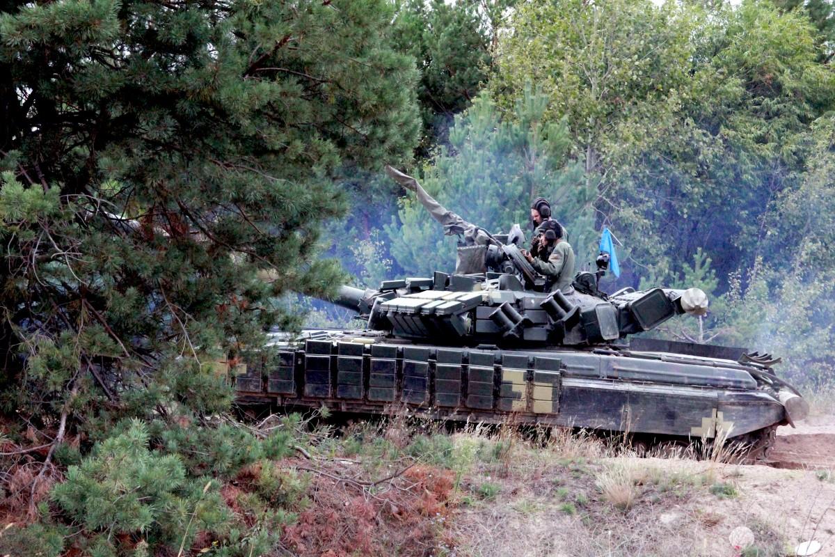 Порушення режиму тиші на Сході спостерігаються щодня / фото УНІАН