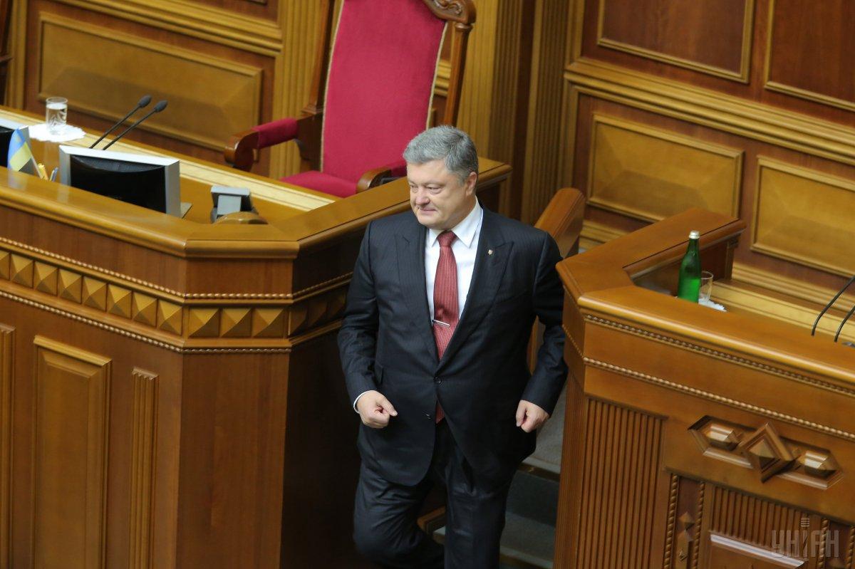 Порошенко хочет понравиться разноплановому электорату / фото УНИАН