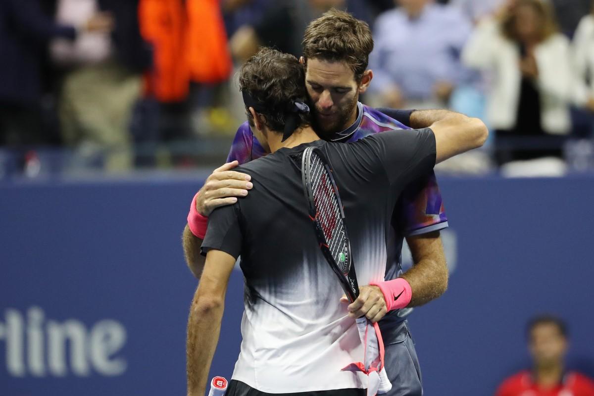 Дель Потро позбавив Федерера класичного протистояння у півфіналі / Reuters