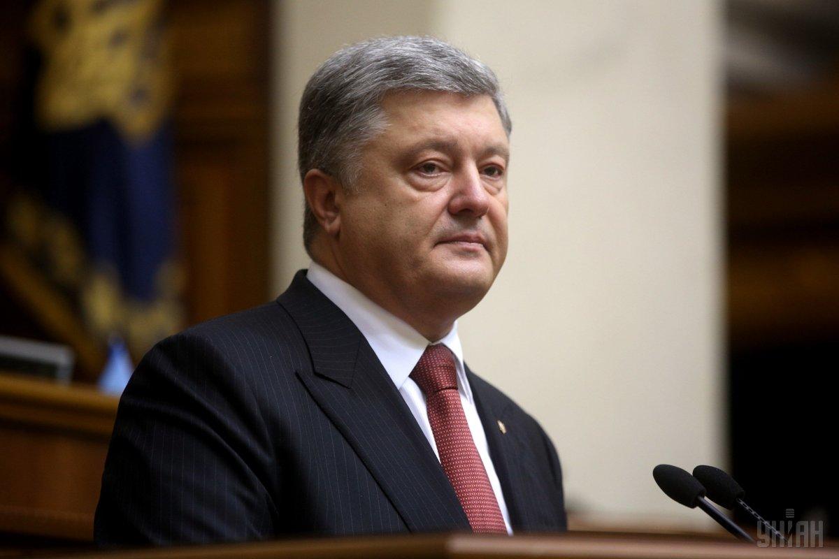У украинцев высокий уровень недоверия к политикам, в том числе к президенту/ фото УНИАН