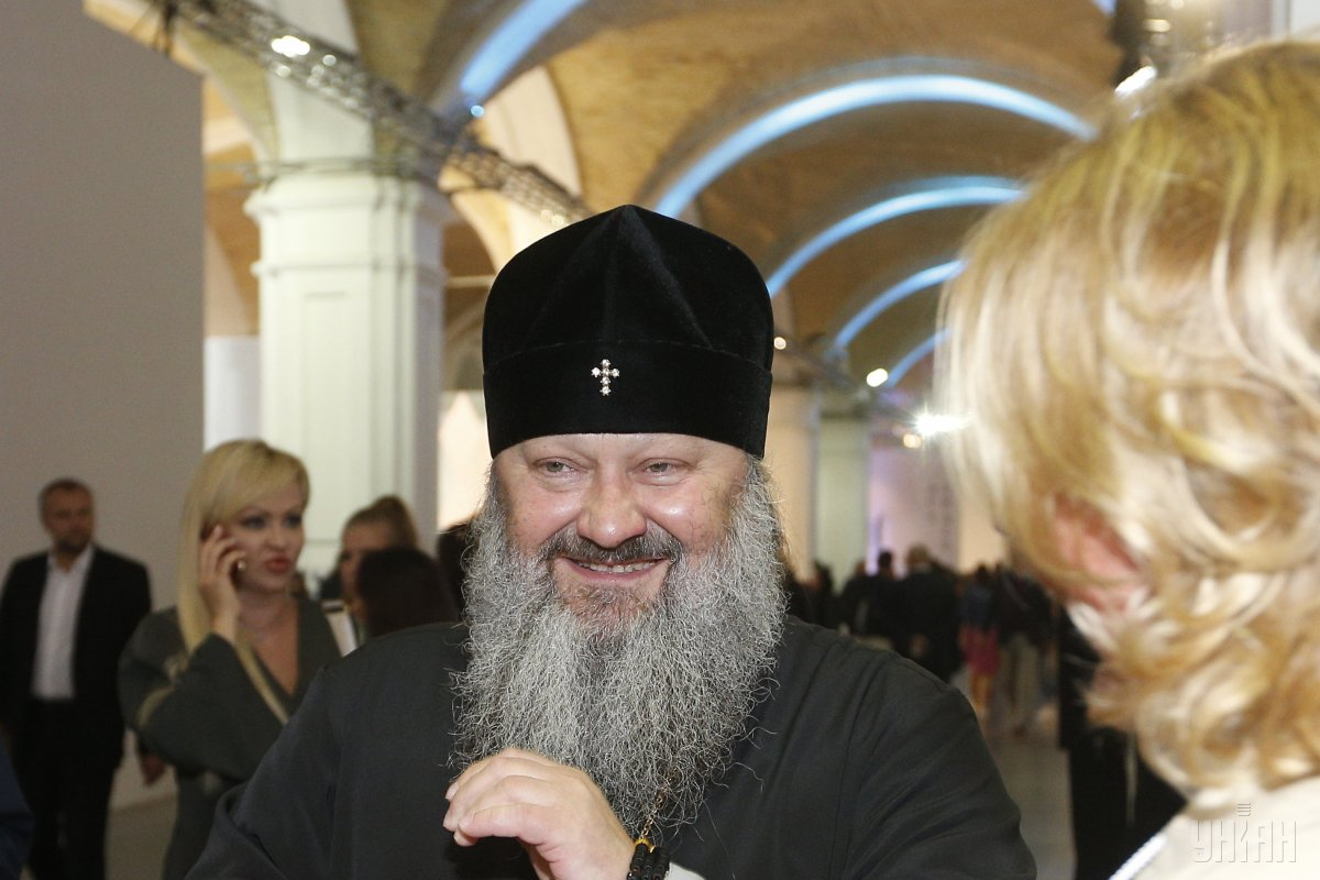 "На сайте ""Миротворец"" митрополита назвали антиукраинским пропагандистом / фото УНИАН"