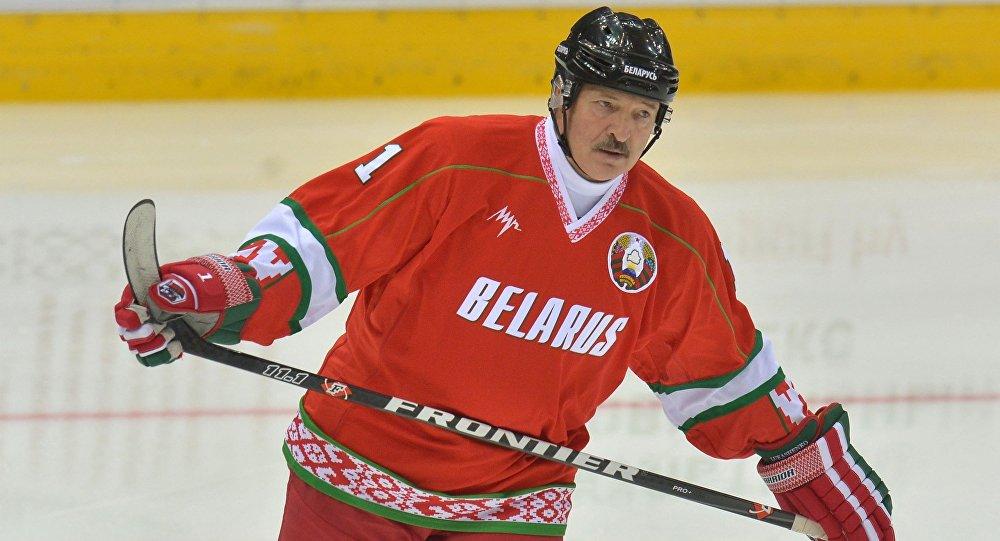 Лукашенко жорстко розкритикував білоруських хокеїстів / Sputnik Білорусь