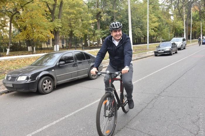 Саакашвили планирует вернуться в Украину 10 сентября / фото Думская