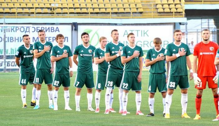 """Ворскла"" піднялася на друге місце / vorskla.com.ua"