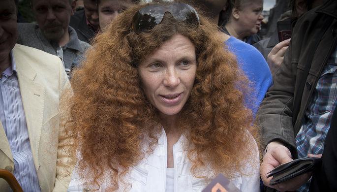 Журналістка не має наміру найближчим часом повертатись у Росію / фото gazeta.ru