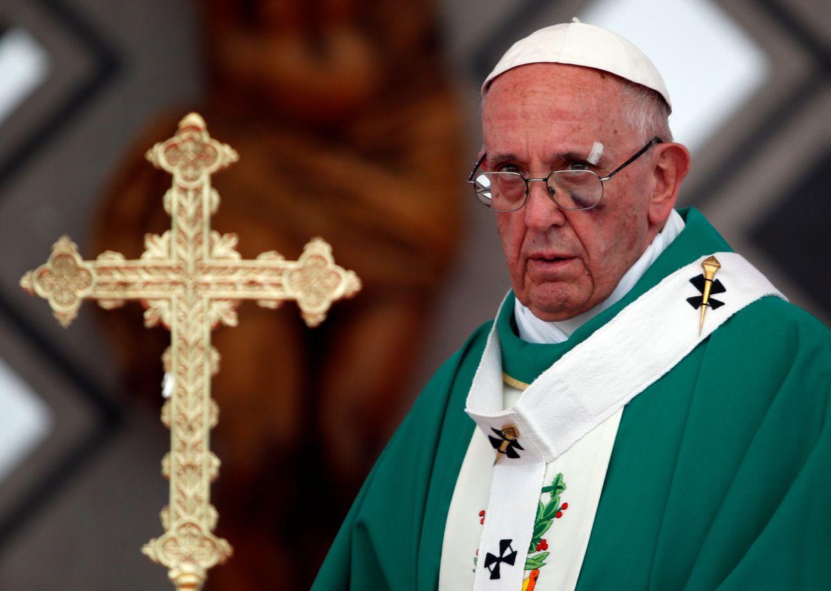 Папа Римский Франциск / фото REUTERS
