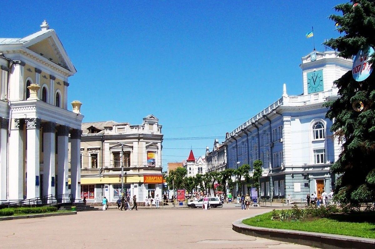 На Житомирщині завтра святкуватимуть 80-річчя області / фото RAZOM Media