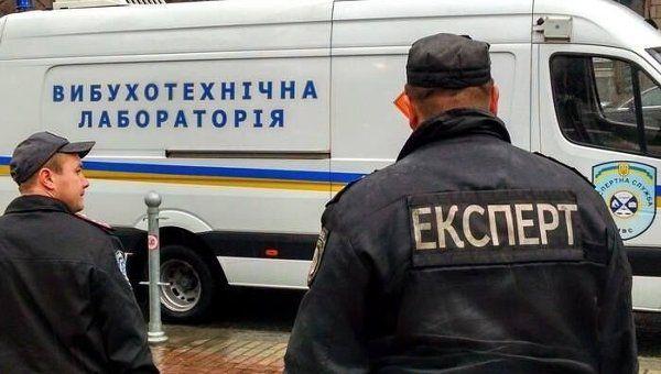 На Чернігівщині стався вибух у школі / фото УНІАН