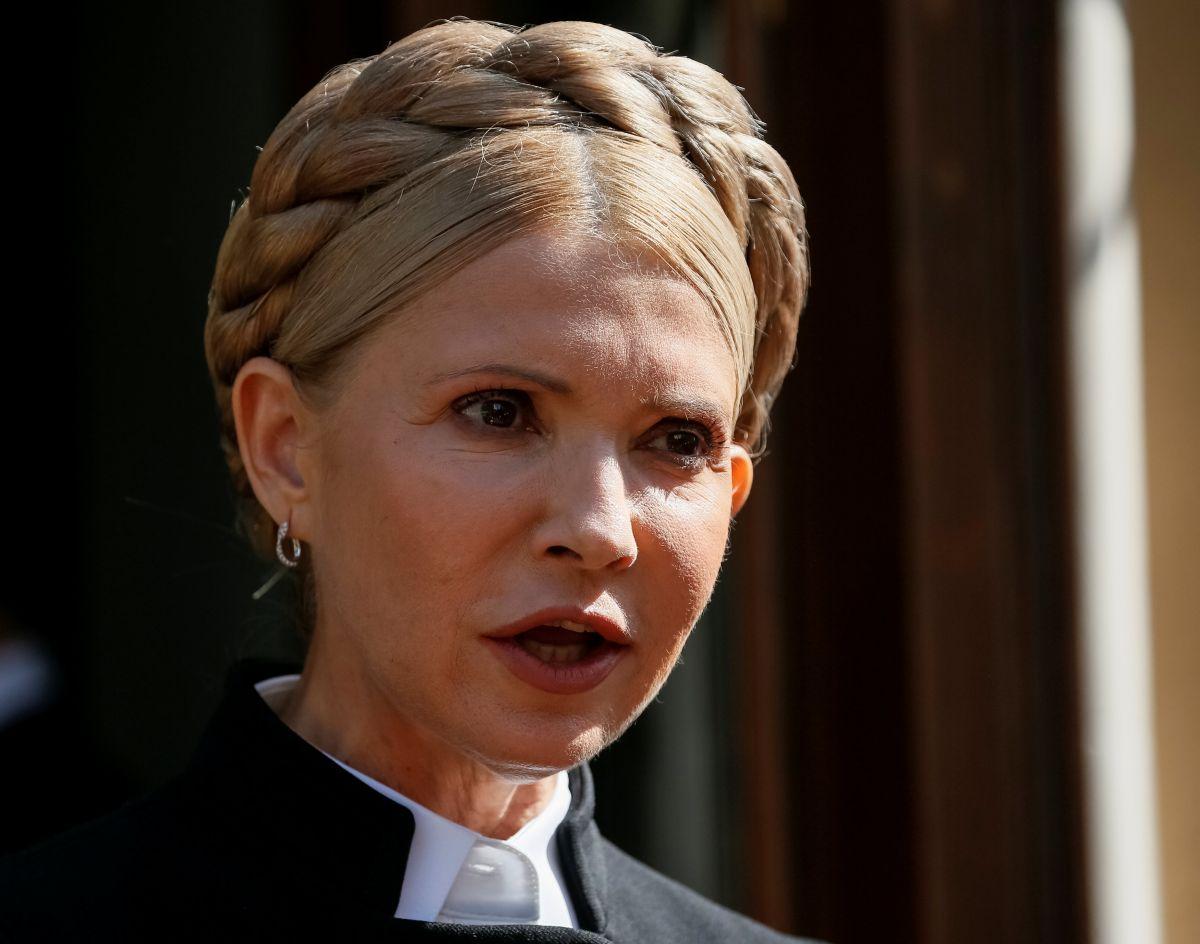 Юлия тимошенко зан маетса сексам