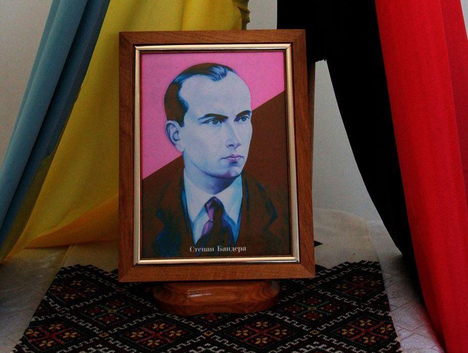 Силовики РФ нашли у задержанных портреты Бандеры / фото из архива УНИАН