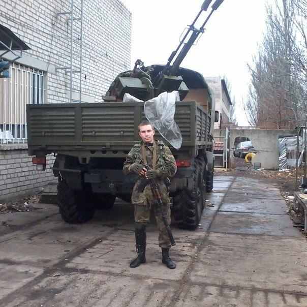 Миронов ліквідовано на Донбасі / соцмережі