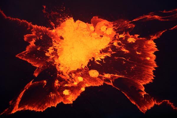 Виверження вулкану / volcanoes.usgs.gov