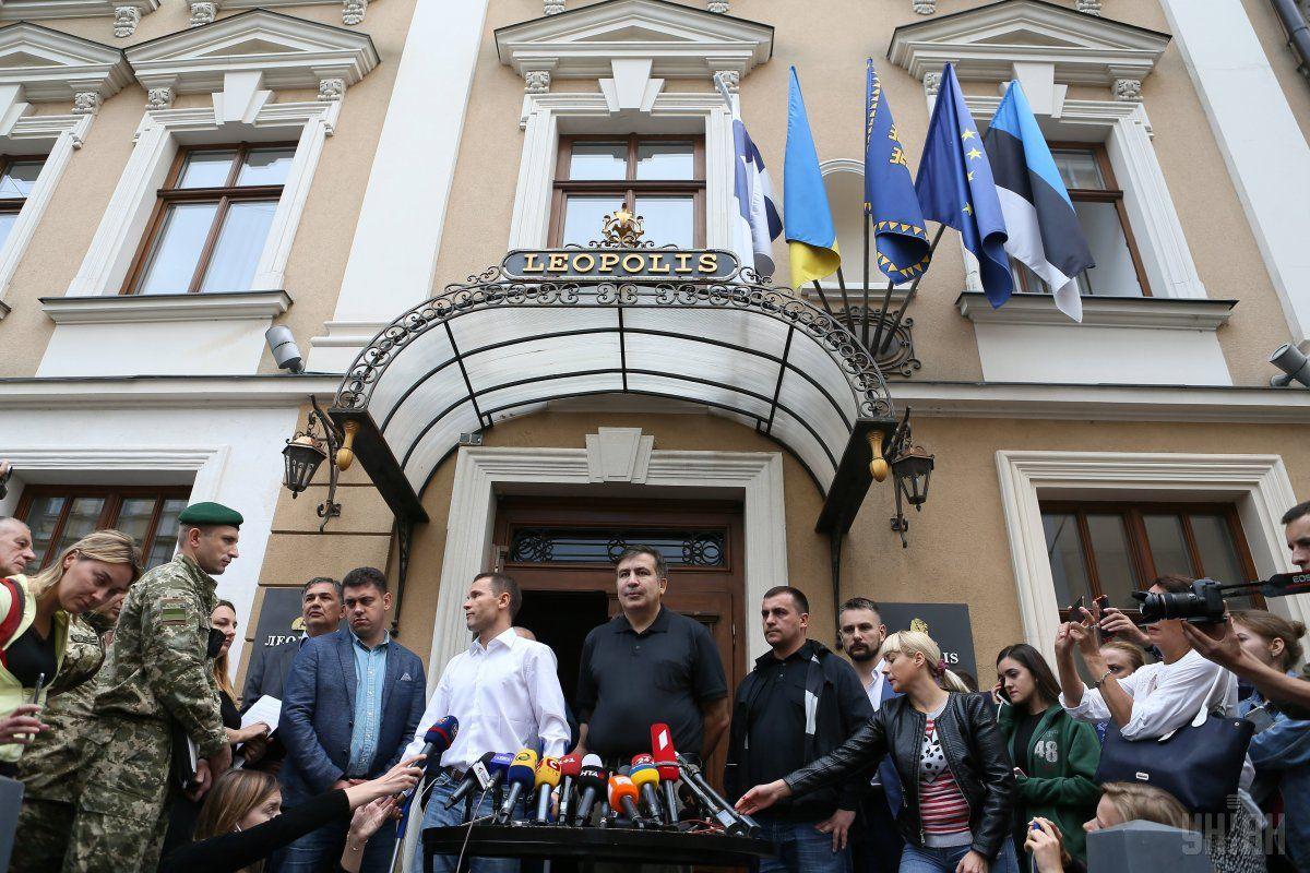 В комитете ЕП подняли вопрос Саакашвили / Фото УНИАН