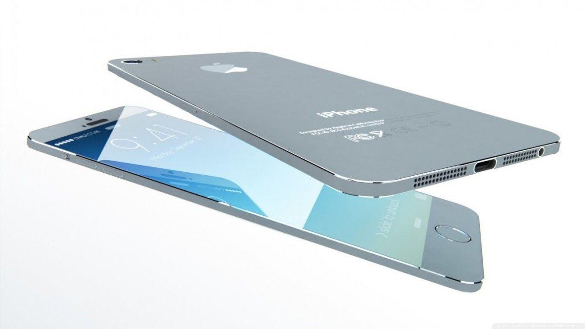 Возможный дизайн iPhone 8