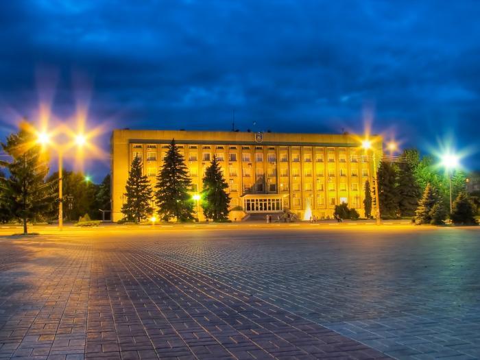В Никополя уже собрали 17 тысяч подписей за отзыв мэра / фото Wikimapia