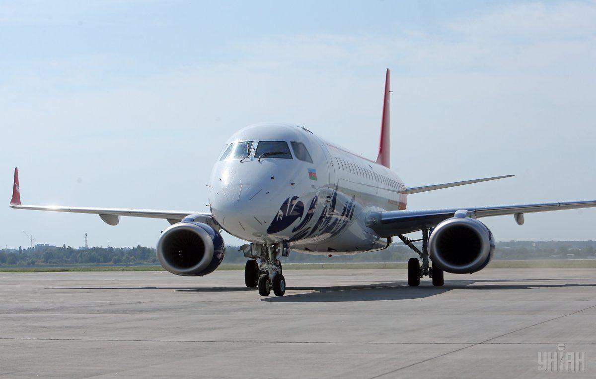 """Buta Airways объявила о прекращении с 22 января полетов в аэропорт """"Киев"""" / фото УНИАН"""