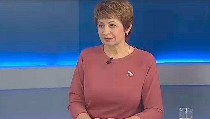 Евтушенко была членом комитета Госдумы по международным делам / фото tvtomsk.ru