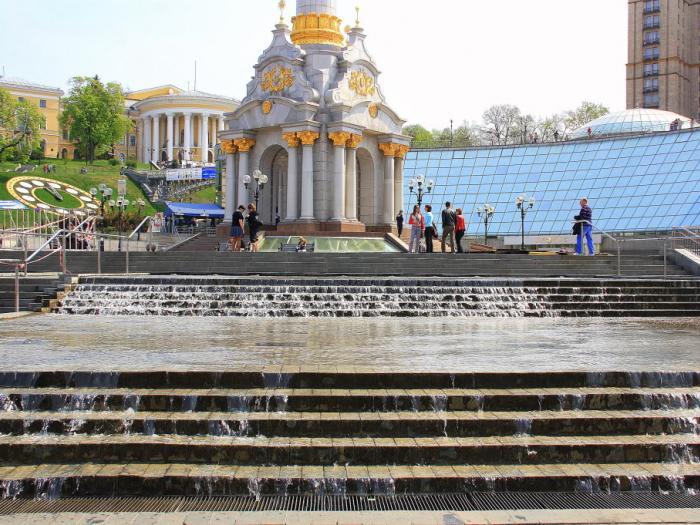 Коммунальщики отключили фонтан / фото restplace.com.ua