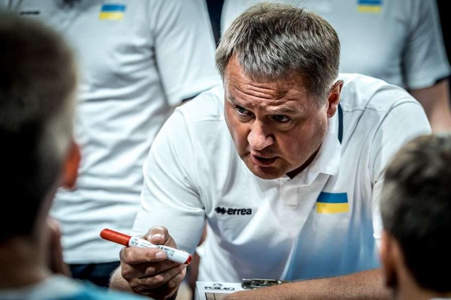 Евгений Мурзин считает, что команда могла выступить лучше / фото fiba.com
