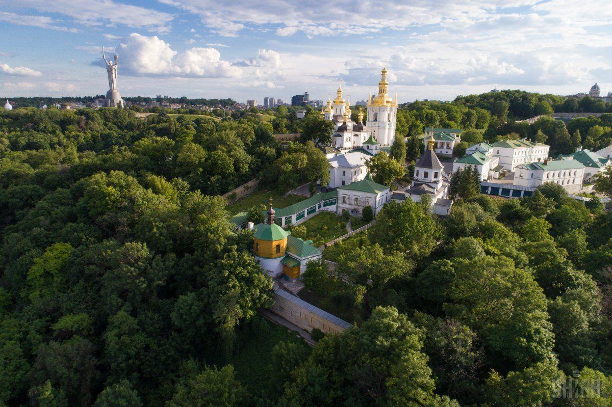 В Украине празднуют День Киева / фото УНИАН