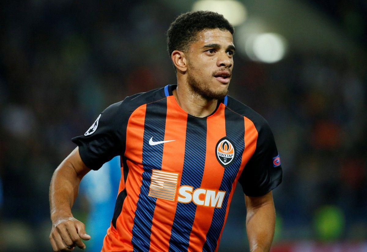 Тайсон пропустит матчи против киевского Динамо и Манчестер Сити / Reuters