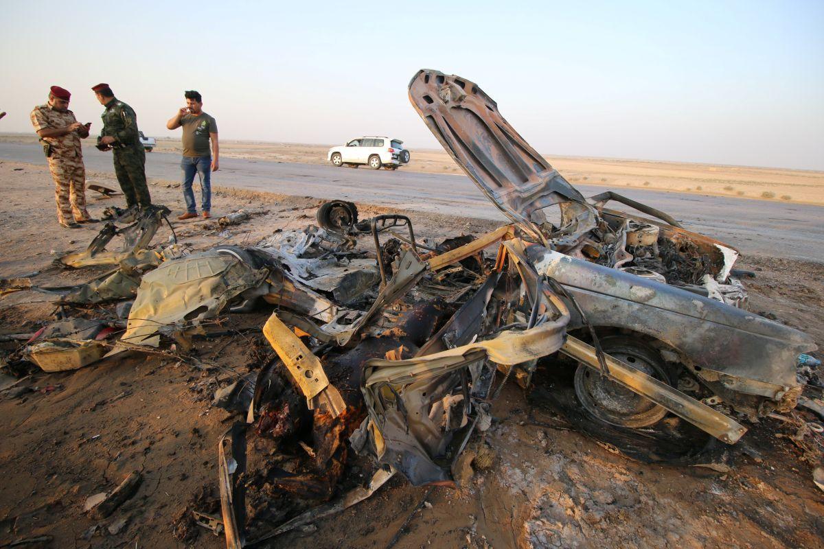 В Іраку врезультаті атак терористів-смертників загинули 50 людей