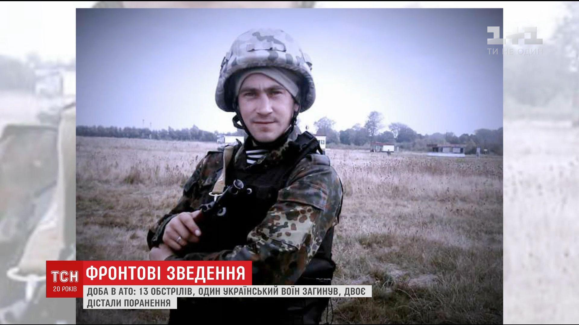 tyzhden.ua Під Авдіївкою загинув український військовий