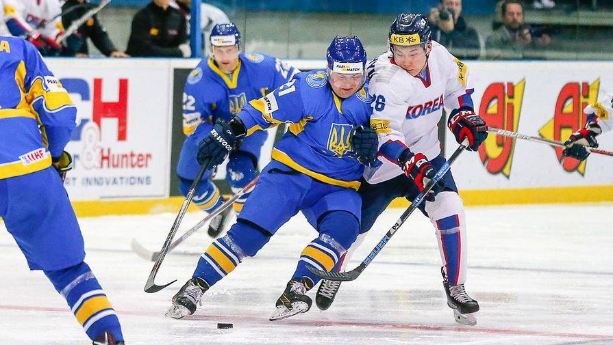 Обвиняемые вдоговорном матче украинские хоккеисты дисквалифицированы IIHF
