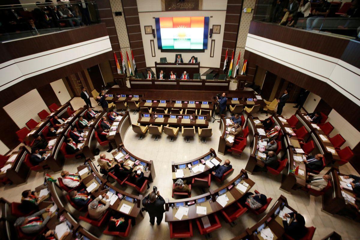 Туреччина підтримала Ірак упротистоянні курдському референдуму щодо незалежності