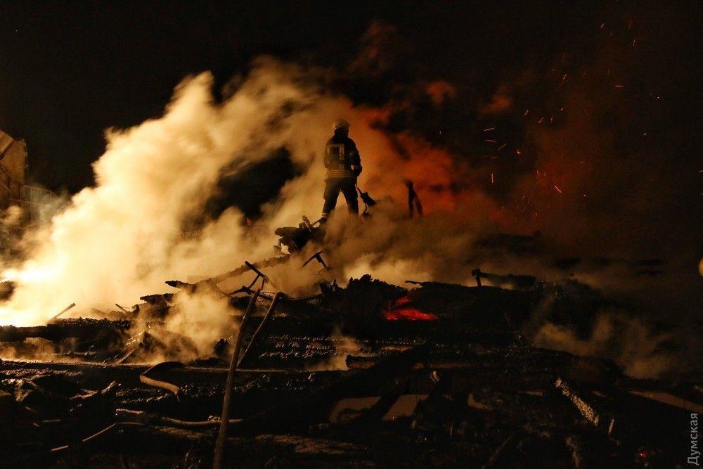 Во время пожара погибли двое детей / фото dumskaya.net