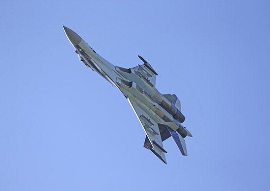 Экипажу удалось увести самолет от близлежащих построек / function.mil.ru